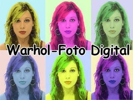 Warhol - Foto Digital
